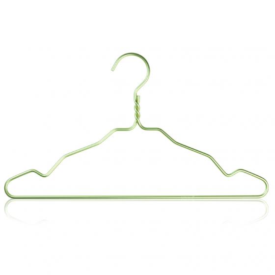 Cintre vert tendance