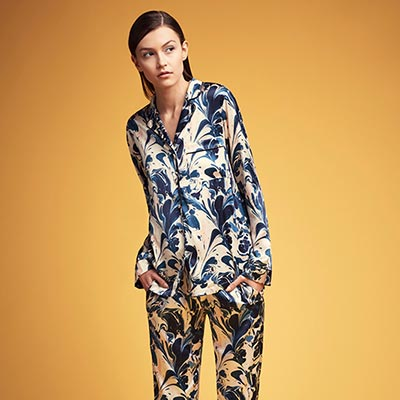 La mode du pyjama