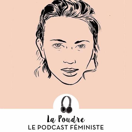 la poudre podcast feministe