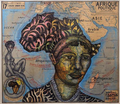 Dessin Afrique Clara Castagné
