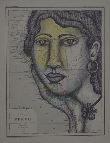 dessin Pérou Clara Castagné