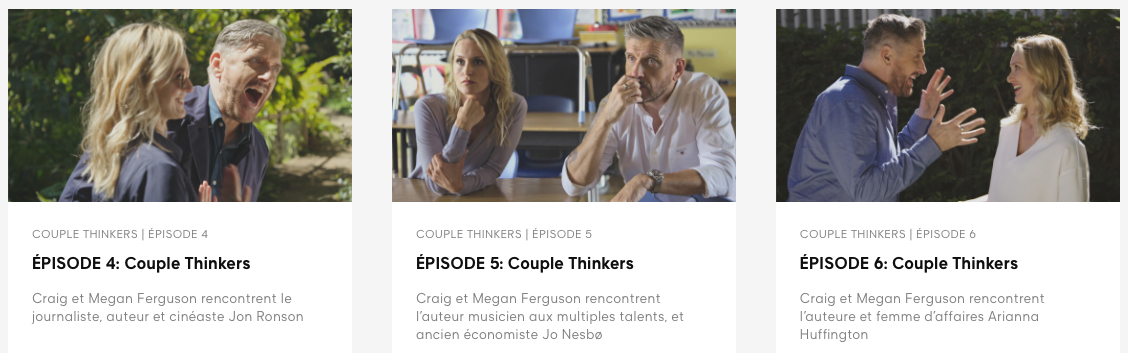 COUPLE THINKERS EPISODES 4 5 6