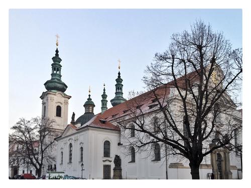 monastere strahov Prague